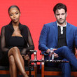 Yaya DaCosta and Colin Donnell Photos