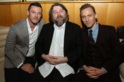 Luke Evans and Tom Hiddleston Photos Photo