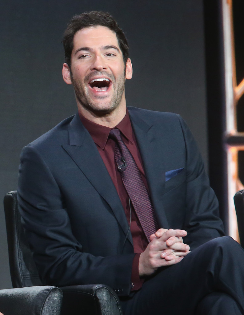 Tom Ellis Photos Photos - 2016 Winter TCA Tour - Day 11 ...
