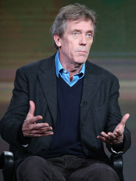 Hugh Laurie in 2016 Wi...
