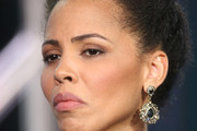 Actress Amirah Vann speaks onstage during the Undergournd panel as part of the WGN America portion of This is Cable 2016 Television Critics Association Winter Tour at Langham Hotel on January 8, 2016 in Pasadena, California.