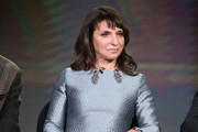 Executive producer/director Susanne Bier speaks onstage during The Night Manager panel as part of the AMC Networks portion of This is Cable 2016 Television Critics Association Winter Tour at Langham Hotel on January 8, 2016 in Pasadena, California.