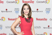Actress Christina Bianco attends the 2016 Woman's Day Red Dress Awards on February 9, 2016 in New York City.