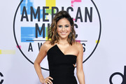 Erin Lim attends the 2017 American Music Awards at Microsoft Theater on November 19, 2017 in Los Angeles, California.