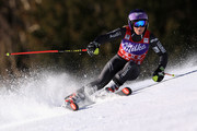 Tessa Worley of France competes in the ladies' Giant Slalom during the 2017 Audi FIS Ski World Cup Finals  at Aspen Mountain on March 19, 2017 in Aspen, Colorado.