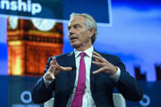 Chairman, European Council on Tolerance and Reconciliation & Former Prime Minister, United Kingdom of Great.Britain and Northern Ireland, Tony Blair speaks at The 2017 Concordia Annual Summit at Grand Hyatt New York on September 18, 2017 in New York City.