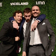 Kyle Schmid and Barry Sloane