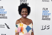 Actor Adepero Oduye attends the 2017 Film Independent Spirit Awards at the Santa Monica Pier on February 25, 2017 in Santa Monica, California.