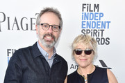 Producers Peter Saraf and Sarah Green attend the 2017 Film Independent Spirit Awards at the Santa Monica Pier on February 25, 2017 in Santa Monica, California.