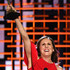 Molly Shannon Photos - Actor Molly Shannon accepts the Best Supporting Female award for 'Other People' onstage during the 2017 Film Independent Spirit Awards at the Santa Monica Pier on February 25, 2017 in Santa Monica, California. - 2017 Film Independent Spirit Awards  - Show