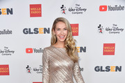 Olivia Jordan at the 2017 GLSEN Respect Awards at the Beverly Wilshire Hotel on October 20, 2017 in Los Angeles, California.
