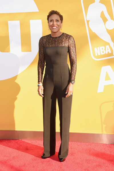 2017 NBA Awards Live On TNT - Arrivals