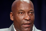 Co-creator/Executive Producer/Director/Writer John Singleton of 'Snowfall' speaks onstage during the FX portion of the 2017 Summer Television Critics Association Press Tour at The Beverly Hilton Hotel on August 9, 2017 in Beverly Hills, California.