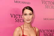 Model Bella Hadid attends the 2017 Victoria's Secret Fashion Show In Shanghai After Party at Mercedes-Benz Arena on November 20, 2017 in Shanghai, China.