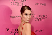 Bella Hadid attends the 2017 Victoria's Secret Fashion Show In Shanghai After Party at Mercedes-Benz Arena on November 20, 2017 in Shanghai, China.