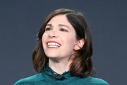 Creator/writer/director/executive producer Carrie Brownstein of the series 'Portlandia' speaks onstage during the IFC portion of the 2017 Winter Television Critics Association Press Tour at the Langham Hotel on January 14, 2017 in Pasadena, California.