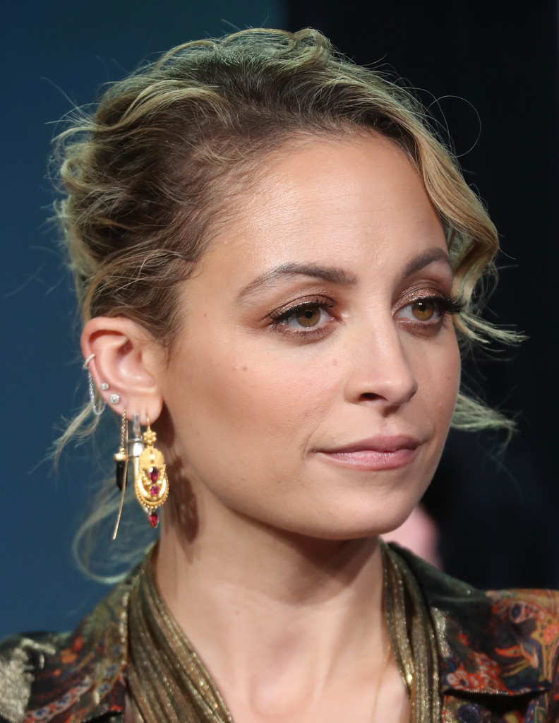 Nicole Richie Photos Photos 2017 Winter Tca Tour Day