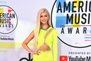 Loren Gray attends the 2018 American Music Awards at Microsoft Theater on October 9, 2018 in Los Angeles, California.