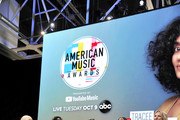 """Bebe Rexha, Ella Mai, Kane Brown, Normani and Chelsea Briggs speak onstage during The """"2018 American Music Awards"""" Nominations at YouTube Space LA on September 12, 2018 in Los Angeles, California."""