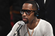 Safaree Samuels attends day two of the 2018 BET Awards Radio Remotes on June 23, 2018 in Los Angeles, California.