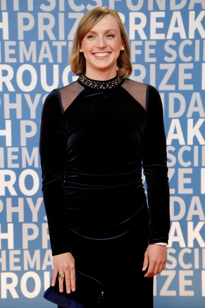 Katie Ledecky Photos Photos 2018 Breakthrough Prize