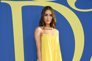 Olivia Culpo attends the 2018 CFDA Fashion Awards at Brooklyn Museum on June 4, 2018 in New York City.