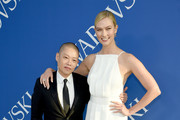 Jason Wu and Karlie Kloss attend the 2018 CFDA Fashion Awards at Brooklyn Museum on June 4, 2018 in New York City.