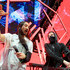 Alan Walker Photos - Recording Artists Steve Aoki and Alan Walker perform onstage during the 2018 Coachella Valley Music And Arts Festival at the Empire Polo Field on April 13, 2018 in Indio, California. - 2018 Coachella Valley Music And Arts Festival - Weekend 1 - Day 1