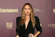 Camilla Luddington arrives to the 2018 Entertainment Weekly Pre-Emmy Party at Sunset Tower Hotel on September 15, 2018 in West Hollywood, California.