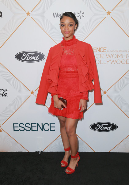 2018 Essence Black Women In Hollywood Oscars Luncheon - Red Carpet - 5 of 370