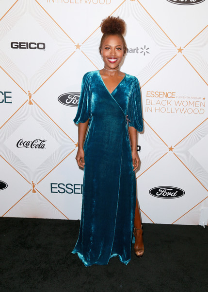 2018 Essence Black Women In Hollywood Oscars Luncheon - Red Carpet - 235 of 370