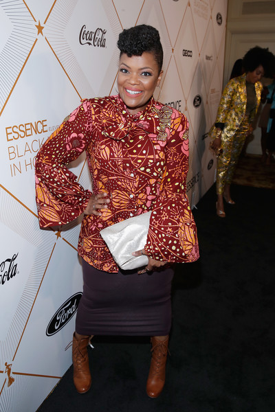 2018 Essence Black Women In Hollywood Oscars Luncheon - Red Carpet - 32 of 370