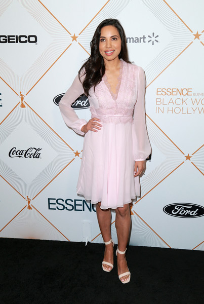 2018 Essence Black Women In Hollywood Oscars Luncheon - Red Carpet - 146 of 370