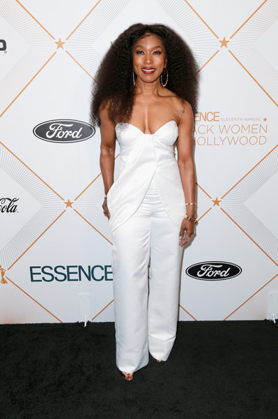 2018 Essence Black Women In Hollywood Oscars Luncheon - Red Carpet - 113 of 370