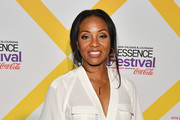MC Lyte attends the 2018 Essence Festival presented by Coca-Cola at Ernest N. Morial Convention Center on July 7, 2018 in New Orleans, Louisiana.