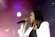 MC Lyte performs onstage during the 2018 Essence Festival presented by Coca-Cola - Day 3 at Louisiana Superdome on July 7, 2018 in New Orleans, Louisiana.