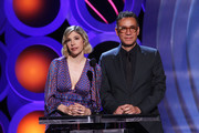 Actors Carrie Brownstein and Fred Armisen speak onstage during the 2018 Film Independent Spirit Awards on March 3, 2018 in Santa Monica, California.