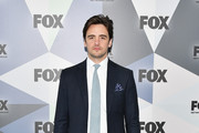Actor Vincent Piazza attends the 2018 Fox Network Upfront at Wollman Rink, Central Park on May 14, 2018 in New York City.