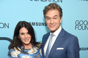 Lisa Oz (L) and Dr. Mehmet Oz attend the 2018 GOOD+ Foundation?s Evening of Comedy + Music Benefit, presented by Samsung Electronics America at Carnegie Hall on September 12, 2018 in New York City.