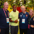 Yohan Blake Mark Peters Photos