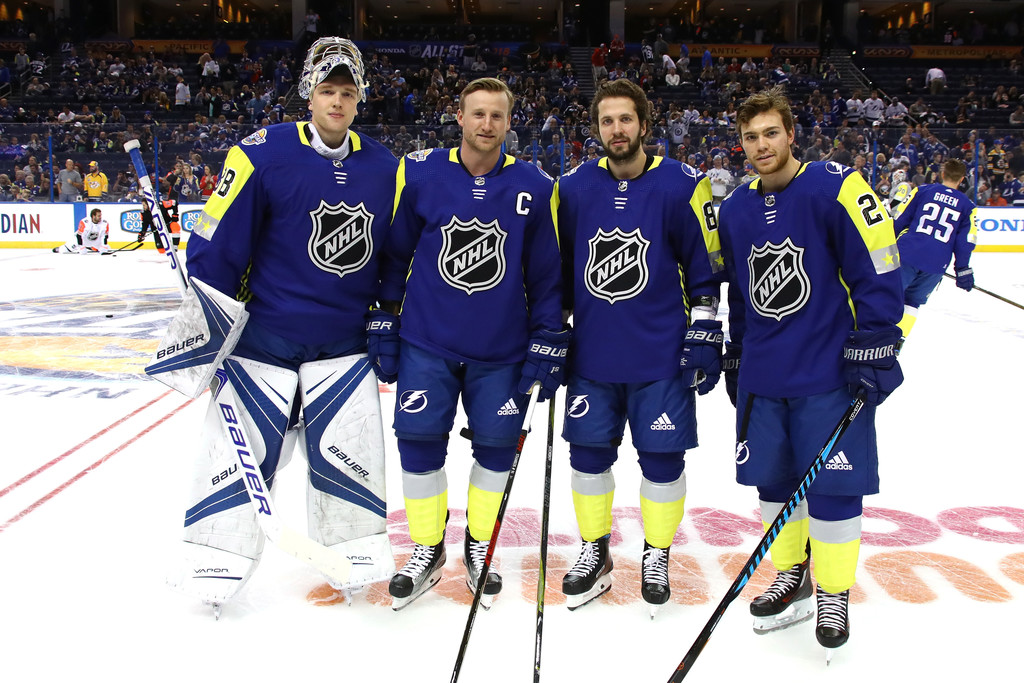 2018 NHL All-Star Game: Date, Time, Location, Live Stream ...