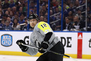 Josh Bailey #12 of the New York Islanders skates during the 2018 Honda NHL All-Star Game between the Atlantic Division and the Metropolitan Divison at Amalie Arena on January 28, 2018 in Tampa, Florida.