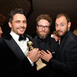 James Franco and Seth Rogen Photos