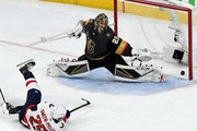 Marc-Andre Fleury and Devante Smith-Pelly Photos Photo