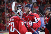 John Carlson Braden Holtby Photos Photo