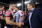 Craig Bellamy Cooper Cronk Photos Photo