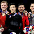 Ross Miner and Vincent Zhou