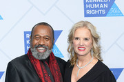 Ben Vereen and Kerry Kennedy attend the 2018 Robert F. Kennedy Human Rights' Ripple Of Hope Awards at New York Hilton Midtown on December 12, 2018 in New York City.