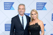 Robert F. Kennedy, Jr. . and Cheryl Hines attend the 2018 Robert F. Kennedy Human Rights' Ripple Of Hope Awards at New York Hilton Midtown on December 12, 2018 in New York City.