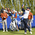 Bubba Watson Photos - Bubba Watson of the United States tees off during the afternoon foursome matches of the 2018 Ryder Cup at Le Golf National on September 29, 2018 in Paris, France. - 2018 Ryder Cup - Afternoon Foursome Matches